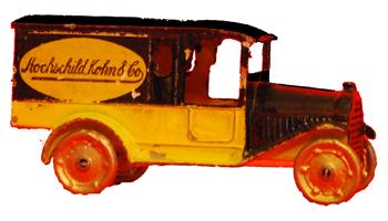 TootsieToy Hoschschild-Kohn Truck