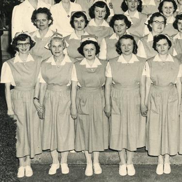 Jean Bradshaw Conway Nurse