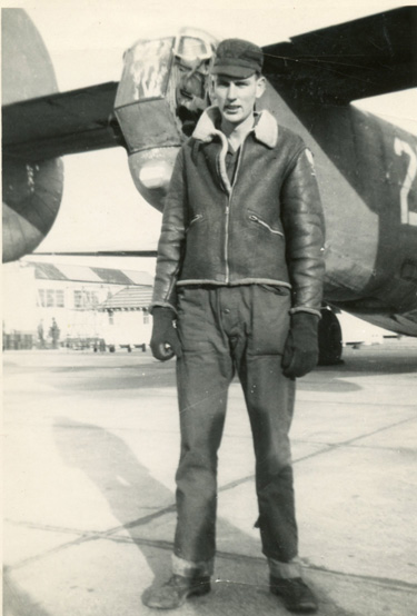 Neal Conway Troop Carrier Command B24