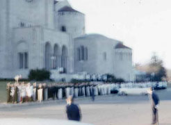 National Shrine Immaculate Conception 1959