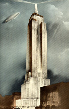 Strong tall tower a profile in catholic creativity for How many floors the empire state building have