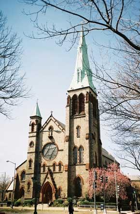 St. Dominic's
