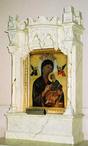 St Mary, Mother of God
