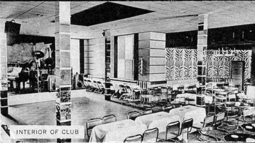 Inside The Hot Cha Club