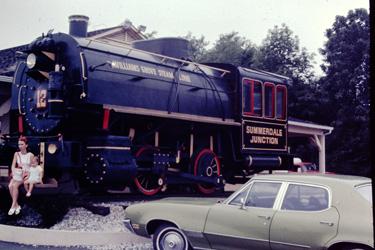 Summerdale Junction Steam Loco Lyle Shields