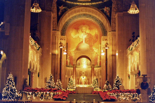 National Shrine Christmas