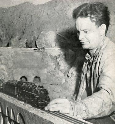 Lee Ridgeman Centinela Valley Railroad