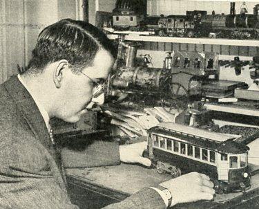Lou Hertz 1941 Model Builder