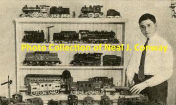 Louis H. Hertz Toy Trains