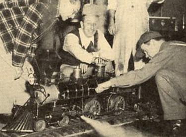 Ward Kimball Trains