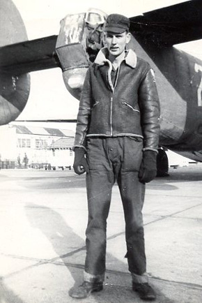 B-24 Neal Conway Troop Carrier Command